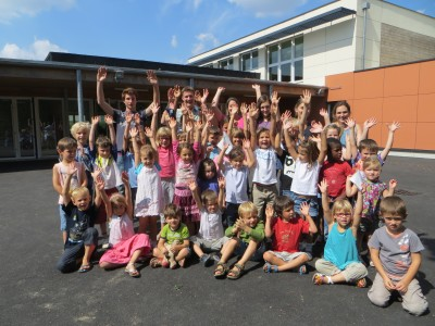 activités pour les enfants de la Maison des Enfants à Chauvé (44)