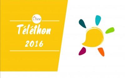 La MDE participe au Téléthon  !